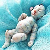 Куклы и игрушки ручной работы. Ярмарка Мастеров - ручная работа Младенец аватар. Handmade.