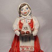 Сувениры и подарки handmade. Livemaster - original item Bell Easter