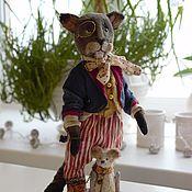 Куклы и игрушки ручной работы. Ярмарка Мастеров - ручная работа Бенджамен и Лили .. Handmade.