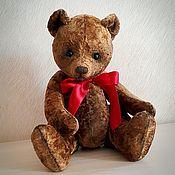 Мишки Тедди ручной работы. Ярмарка Мастеров - ручная работа Тедди мишка  - Егорка. Handmade.