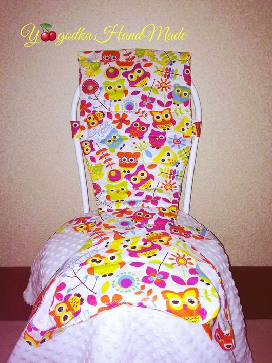 Кухня ручной работы. Ярмарка Мастеров - ручная работа. Купить Дорожный стульчик для малышей а-ля тотсит. Handmade. totseat