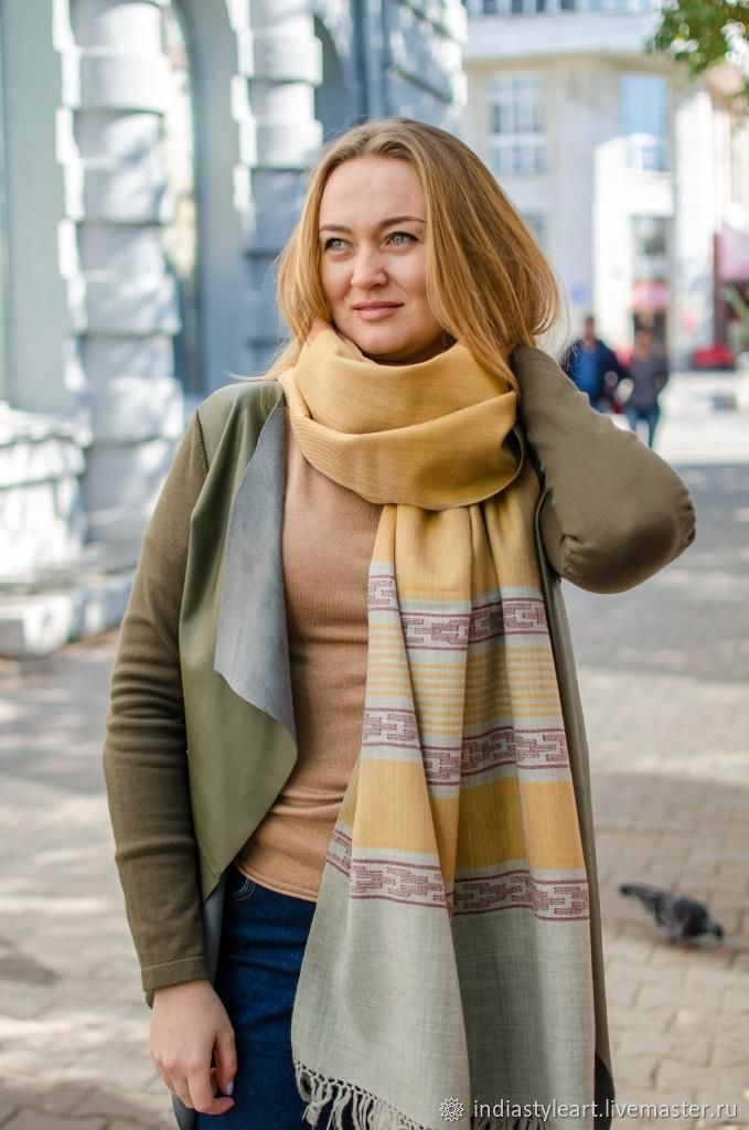 Copy of Copy of Copy of Yak wool shawl, Wraps, Novosibirsk,  Фото №1
