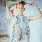 """Одежда ручной работы. Ярмарка Мастеров - ручная работа Топ """"Serenity"""". Handmade."""