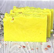 """Косметика ручной работы. Ярмарка Мастеров - ручная работа """"SPA"""" натуральное мыло с шёлком. Handmade."""