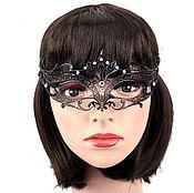 Одежда ручной работы. Ярмарка Мастеров - ручная работа карнавальная маска Металлическая 4. Handmade.