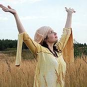 """Одежда ручной работы. Ярмарка Мастеров - ручная работа Арт-образ """"Дочь Солнца"""" - серия """"Ecology"""". Handmade."""