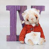 """Куклы и игрушки ручной работы. Ярмарка Мастеров - ручная работа Мишка """"Тонни"""". Handmade."""
