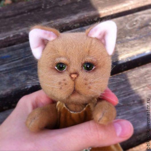 Мишки Тедди ручной работы. Ярмарка Мастеров - ручная работа. Купить Тедди кошка Муся. Handmade. Тедди, бархатное платье