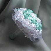 Свадебные букеты ручной работы. Ярмарка Мастеров - ручная работа Свадебный букет. Для примера. Handmade.