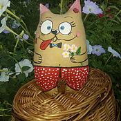 Куклы и игрушки ручной работы. Ярмарка Мастеров - ручная работа Кофейные игрушки. Handmade.