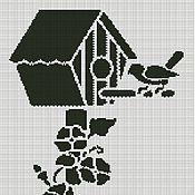 Материалы для творчества handmade. Livemaster - original item Creation of pattern for fillet crochet. Handmade.