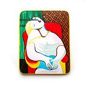 Для дома и интерьера ручной работы. Ярмарка Мастеров - ручная работа Женщины глазами Пикассо. Handmade.