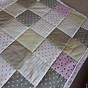 Для дома и интерьера handmade. Livemaster - original item Patchwork quilt. Handmade.
