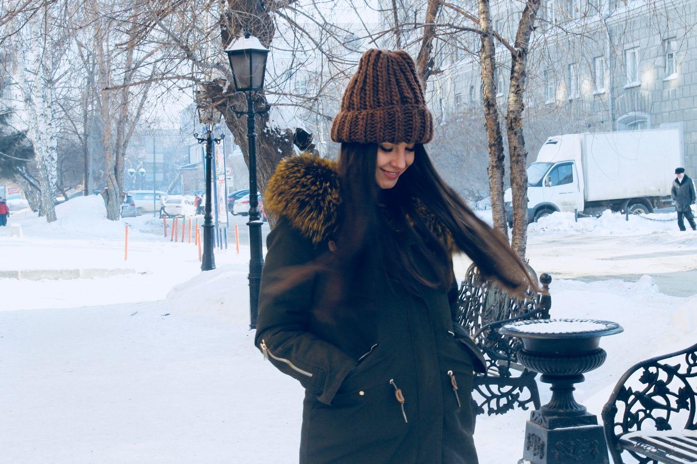 Объемная шапочка из перуанской шерсти, Комплекты аксессуаров, Новосибирск,  Фото №1