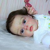 Куклы и игрушки ручной работы. Ярмарка Мастеров - ручная работа Кукла реборн Хлоя (Chloe by Natali Blick). Handmade.