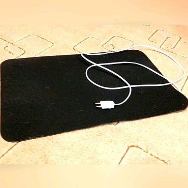 Товары для питомцев ручной работы. Ярмарка Мастеров - ручная работа Теплый коврик. Handmade.