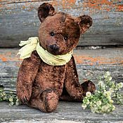 Куклы и игрушки handmade. Livemaster - original item Teddy Bears: An old Soviet bear (pattern 30-40 years). Handmade.