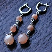 Украшения handmade. Livemaster - original item Long earrings
