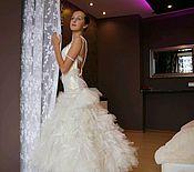 Одежда ручной работы. Ярмарка Мастеров - ручная работа Платье для бальных танцев Стандарт Юниоры 1. Handmade.