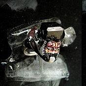 """Украшения ручной работы. Ярмарка Мастеров - ручная работа Кольцо """"Met. Black Golem"""". Handmade."""