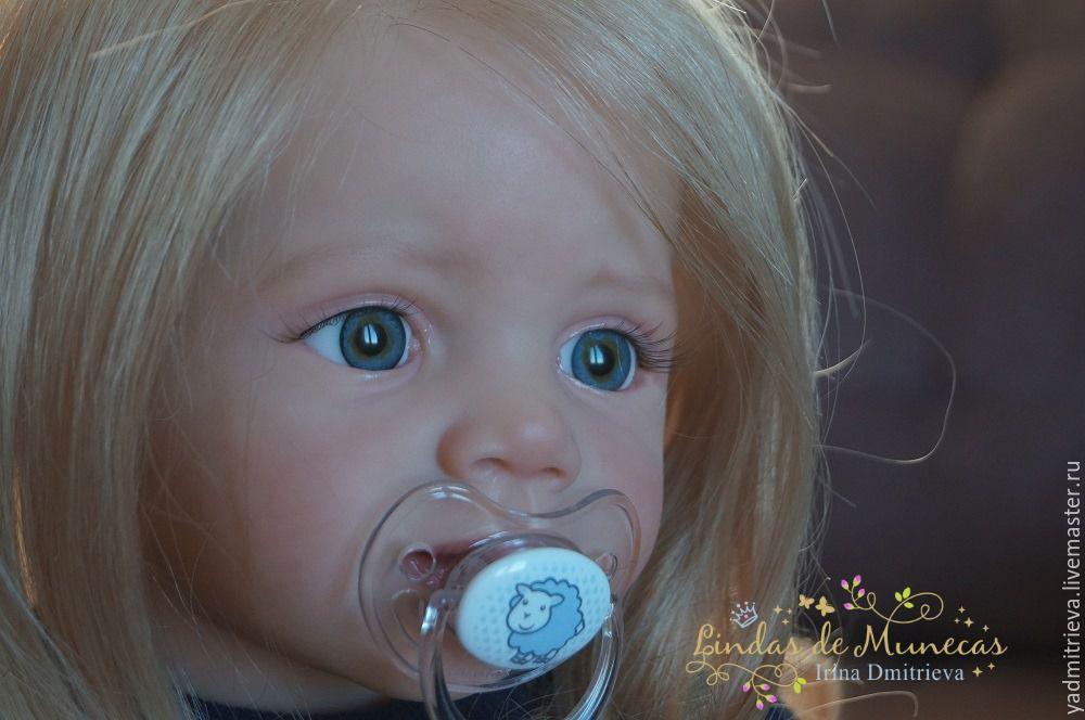 Куклы-младенцы и reborn ручной работы. Ярмарка Мастеров - ручная работа. Купить кукла реборн Мирабелла (куклы реборн Дмитриевой Ирины). Handmade.