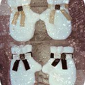 Подарки к праздникам ручной работы. Ярмарка Мастеров - ручная работа Новогодние игрушки на ёлку. Handmade.