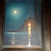 Картины и панно handmade. Livemaster - original item Picture TERNOVSKIY IN.