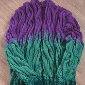 Одежда ручной работы. Ярмарка Мастеров - ручная работа Кардиган по мотивам Лало. Handmade.