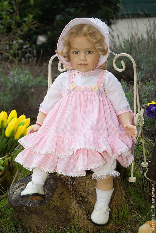Винтажные куклы и игрушки. Ярмарка Мастеров - ручная работа. Купить Детская, малышка Ангел. Handmade. Кукла в подарок, кукла
