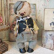 Куклы и игрушки ручной работы. Ярмарка Мастеров - ручная работа Мишка Йосик. Handmade.