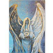 Картины и панно handmade. Livemaster - original item Painting Angel Of Wisdom. Handmade.