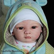 Куклы и игрушки ручной работы. Ярмарка Мастеров - ручная работа Nataly. Кукла реборн.. Handmade.