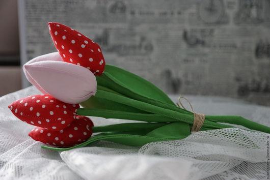 Цветы ручной работы. Ярмарка Мастеров - ручная работа. Купить Текстильный букет. Handmade. Комбинированный, декор в стиле прованс, синтепон
