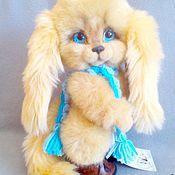 Куклы и игрушки ручной работы. Ярмарка Мастеров - ручная работа собачка тедди Жужа2. Handmade.