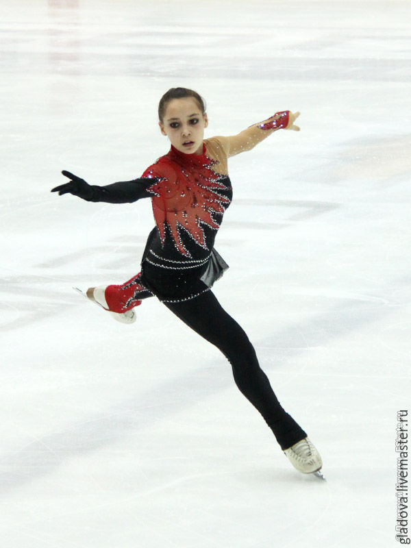 buy jumpsuit for figure skating on livemaster online shop