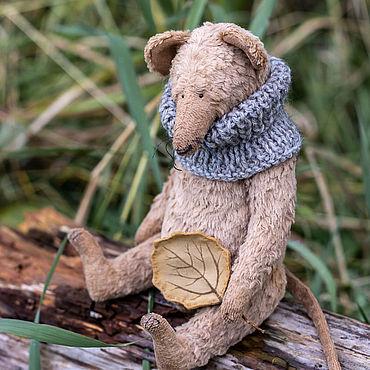 Куклы и игрушки ручной работы. Ярмарка Мастеров - ручная работа В ожидании зимы.... Handmade.