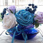 Цветы и флористика handmade. Livemaster - original item Roses