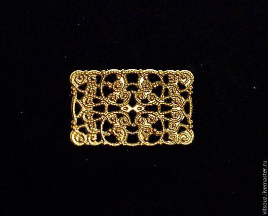 Арт. В60341 Декоративный элемент. Цвет античная бронза.