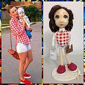 Куклы и игрушки ручной работы. Ярмарка Мастеров - ручная работа Кукла Фатимка. Handmade.