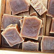 Косметика ручной работы handmade. Livemaster - original item Shampoo soap on dark craft beer. Handmade.