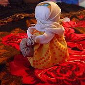 """Куклы и игрушки ручной работы. Ярмарка Мастеров - ручная работа Оберег в дорогу """"Подорожница"""". Handmade."""
