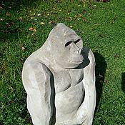 Дизайн и реклама ручной работы. Ярмарка Мастеров - ручная работа бетонная скульптура. Handmade.
