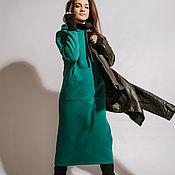 Одежда handmade. Livemaster - original item Dress over size
