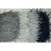 Материалы для творчества handmade. Livemaster - original item Ostrich feather braid 10-15 cm different colors. Handmade.