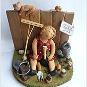 Для дома и интерьера handmade. Livemaster - original item The best vacation is a cottage. Handmade.