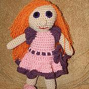 Куклы и игрушки ручной работы. Ярмарка Мастеров - ручная работа Кукла Златовласка. Handmade.