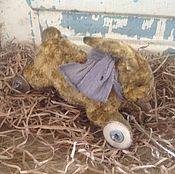 Куклы и игрушки ручной работы. Ярмарка Мастеров - ручная работа Кролик прогулочный). Handmade.