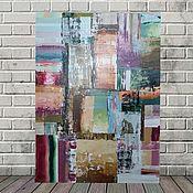 Картины и панно handmade. Livemaster - original item Pictures: Abstraction is creative. Handmade.