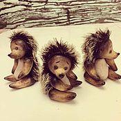 Куклы и игрушки ручной работы. Ярмарка Мастеров - ручная работа Ёж. Handmade.