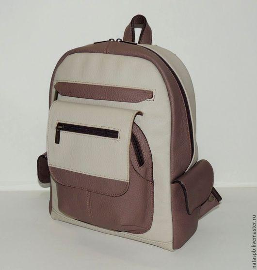 Стильный рюкзачок, несомненно, подчеркнет Вашу индивидуальность и будет незаменимым помощником в повседневной жизни.